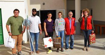 Manacor acull el nou centre de recepció de donacions i ajuda pels damnificats per les inundacions al Llevant