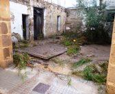 Imatges de la torrentada a Sant Llorenç