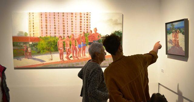 """L'exposició """"Hippies always welcome"""", de Catalina Julve, al Museu de Manacor fins dia 31 de gener"""