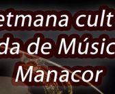 Cinquena Setmana Cultural de la Banda de Música de Manacor